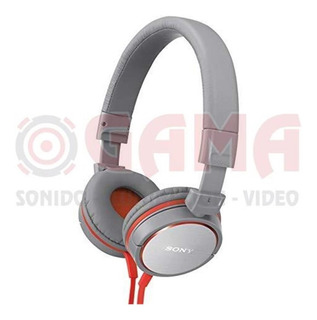 Auricular Vincha Dj Mdrzx600gy Sony 3007927