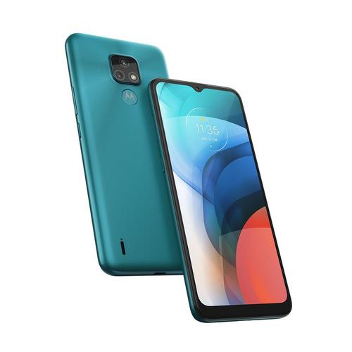 Celular Motorola Moto E7 Color Azul