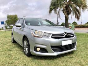 Citroën C4 Unico Dueño Ficha En Service Permuto Financio
