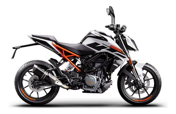 Moto 0km Ktm Duke 250 Pista Urquiza Motos Financiada