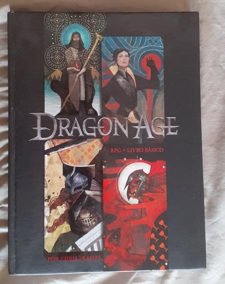 Livro Manual De Rpg De Mesa Dragon Age