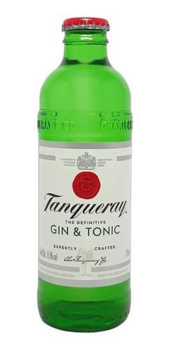 Imagem 1 de 4 de Gin Tanqueray + Tônic 275ml