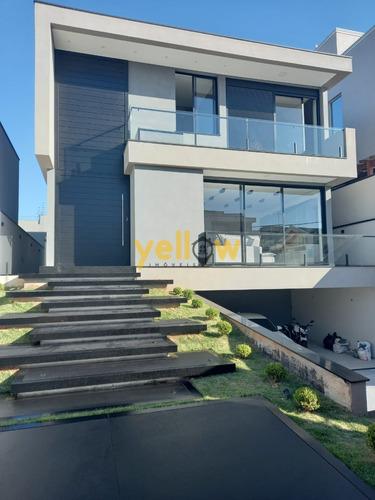 Imagem 1 de 30 de Casa - Residencial Real Park - Ca-3667