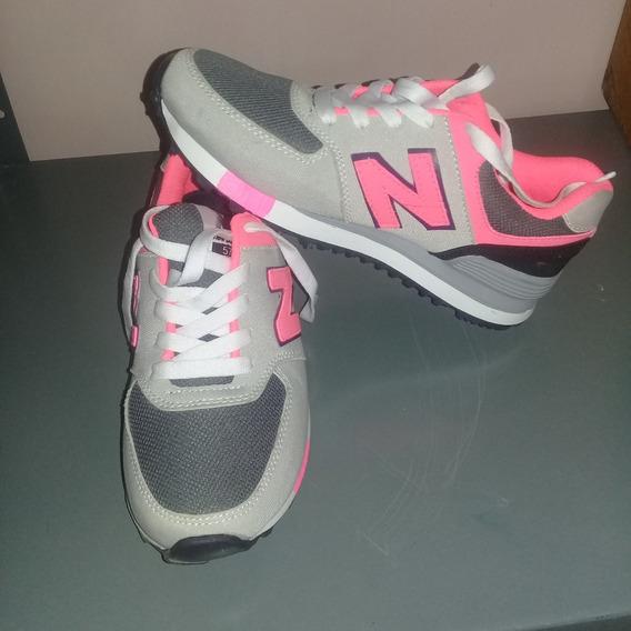 Zapatos New Balance Leer Descripción