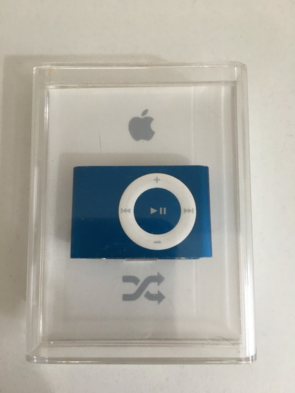 iPod Shuffle 2ª Geração 1gb