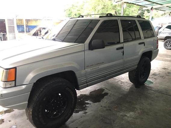 Grand Cherokee Laredo 1998 8cl Motor 5.2l