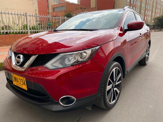 Nissan Quashqai Exclusive 4x4 Automatica Full
