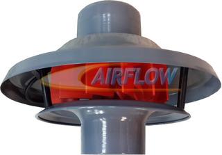 Aspirador Extractor De Conducto 10 Cm P/ Baño Metalico