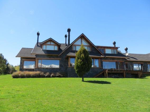 Casa 6 Ambientes Con Vista Al Lago En Arelauquen