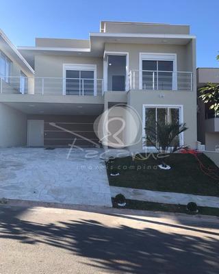 Casa A Venda Em Condomínio Fechado Em Valinhos - Ca00415 - 4786843