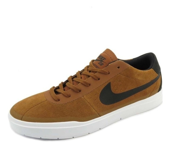 Tênis Nike Sb Bruin Hyperfeel Hazelnut/black-white