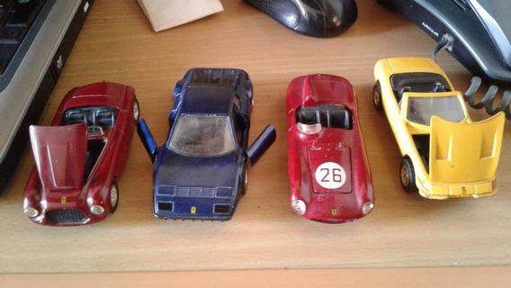 Colección De Carros Escala 1/38 Ferrari Edición Shell