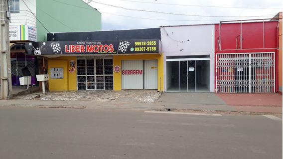 Imovel Comercial, 03 Sala Mais Casas E Garagem.