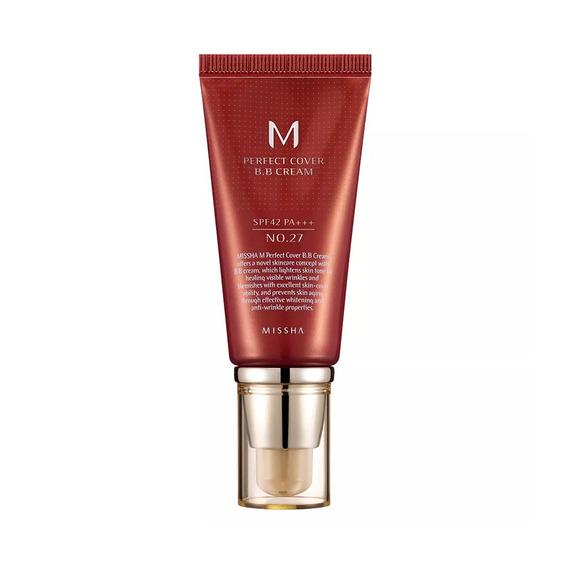 Bb Cream M Perfect Cover Fps42 Nº 27 Honey Beige 50ml