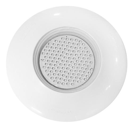 Refletor Piscina Iluminação 125 Leds Colorido Nicho Grande