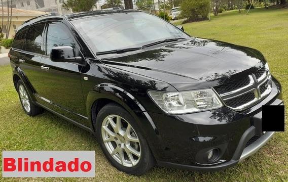 Dodge Journey 2017 R/t 3.6 V6 285hp 7 Lug - Baixo Km