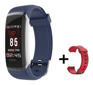 Reloj Smart Watch Pulsera Inteligente Ritmo Cardiac + Regalo