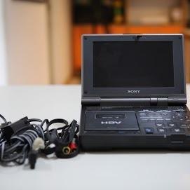 Monitor Sony - Gv - Hd 700/1