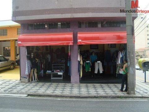 Sorocaba - Sobrado Comercial / Residencial - 41107