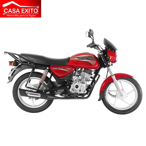 Moto Bajaj Boxer 150x 150cc Año 2019