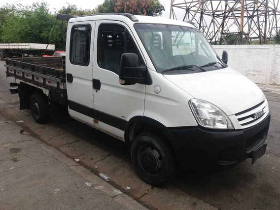 Iveco Daily 35s14 2011 Cabine Dupla
