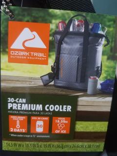 Hielera Ozark Trail Premium Coller 30 Latas Version 2020