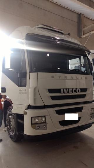 Iveco 440 6x2 Automático Ano 2014