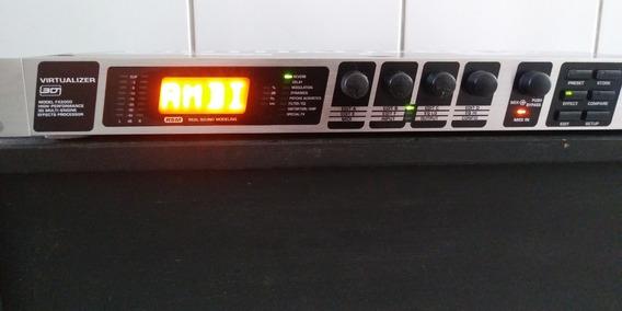 Processador Multi Efeitos Behringer Virtualizer 3d Fx 2000