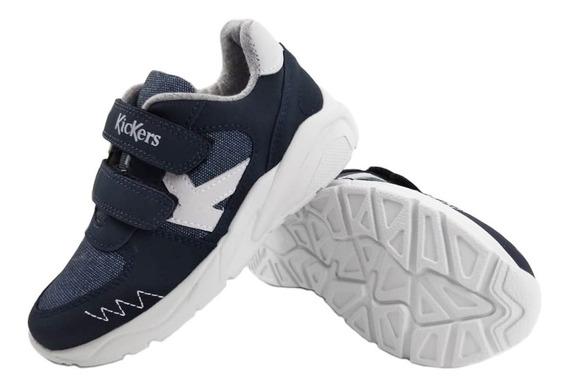 Zapatillas Kickers Miles Running Niños 500107 Eezap