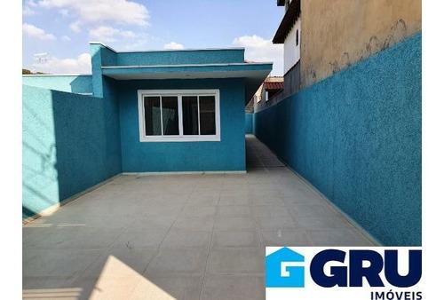 Imagem 1 de 8 de Casa Térrea Localizada No Cocaia Guarulhos - Cat880