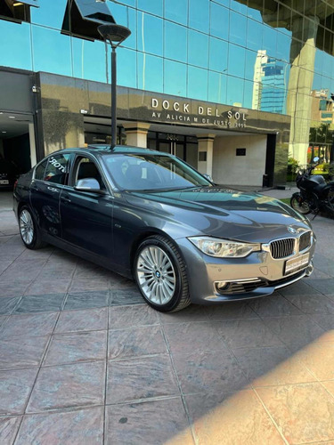 Bmw Serie 3 2.0 328i Luxury 245cv Madero Motors 2013