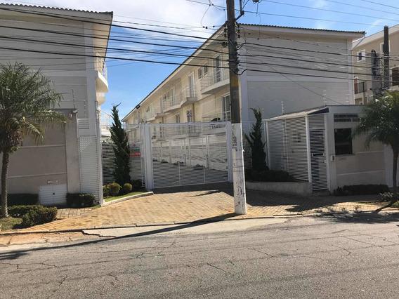 Sobrado Em Condomínio Fechado Na Penha
