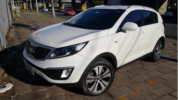 Kia Sportage 2.0 Branca Cambio Automático