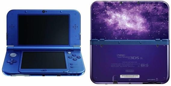 Nintendo Switch Xl Galaxy Style (já Foi Vendido)
