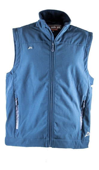 Chaleco Icy Denver Spandex Impermeable Ve1995-2 Blue