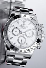 Relógio Rolex Daytona Automático(sem Bateria) Prova De Água