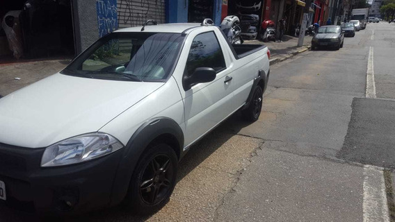 Fiat Strada 1.4 Working Flex 2p Completa