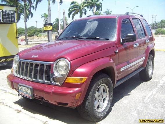 Jeep Cherokee Limited Automatico