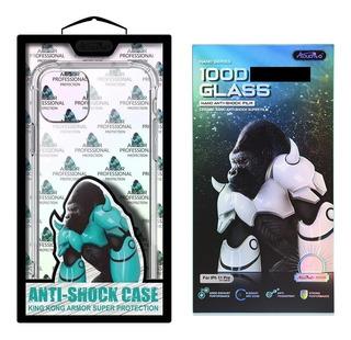 Capa Anti Impacto King Kong iPhone 11 Pro Max + Pel Vd 100d