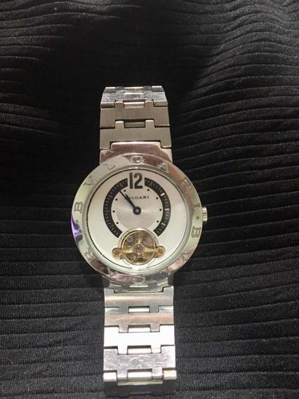 Relógio Bvlgari Turbilhão Unissex
