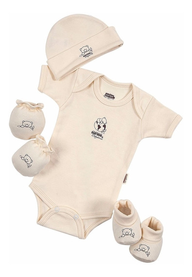 Baby Mink Organics Set Para Recien Nacido