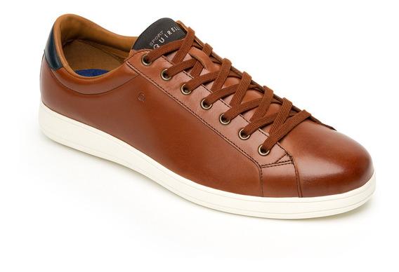 Sneaker Casual Quirelli 89401 Tan
