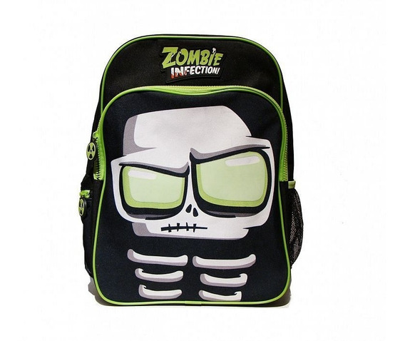 Mochila Zombie Infection 17 (brilla) Faydi