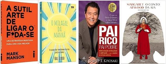 Pai Rico Pai Pobre + O Conto Da Aia + 2 Livros