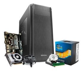 Pc Gamer Intel I5 3.6 Ghz, 8gb, Gf 4gb 1050 Gtx Ti, Hd 1tb
