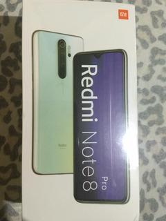 Lacrado Xiaom Redmi Note 8 Pro 128gb Memória 6gb Memória Ram