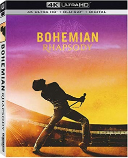 Ultrahd 4k Bohemian Rhapsody Envío Gratis