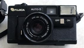 Câmera Fotográfica Analógica Fuji Jap.- Para Colecionadores