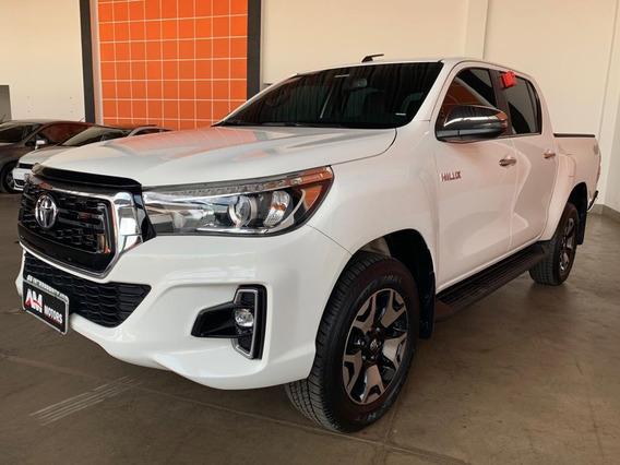 Hilux 2019/19 2.8 Srx Cab. Dupla 4x4 9.700 Km Rodados