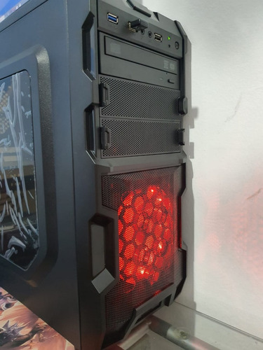 Pc Gamer Hp 405 Core I5 8gb Ram Ssd 120gb Hd 500 Gb
